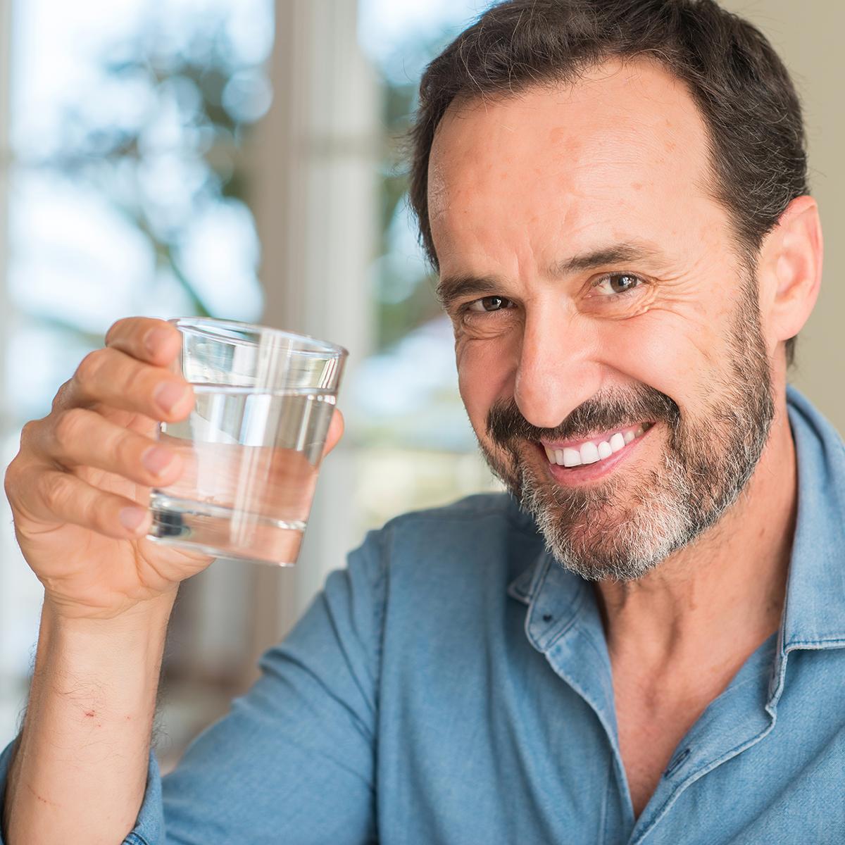 eau potable filtrée filtration sous évier
